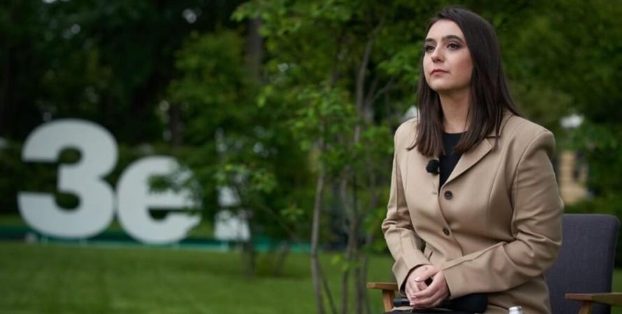 увольнение мендель, пресс-секретарь зеленского