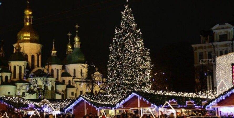 Главная елка страны / Фото: epochtimes.com.ua