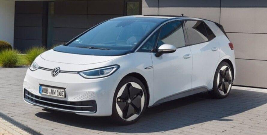 гібрид, електрокар, автомобілі, Volkswagen ID.3, Tesla Model 3, Renault Zoe