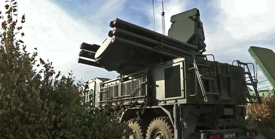 Система ПВО Узбекистана сбила самолет ВВС Афганистана