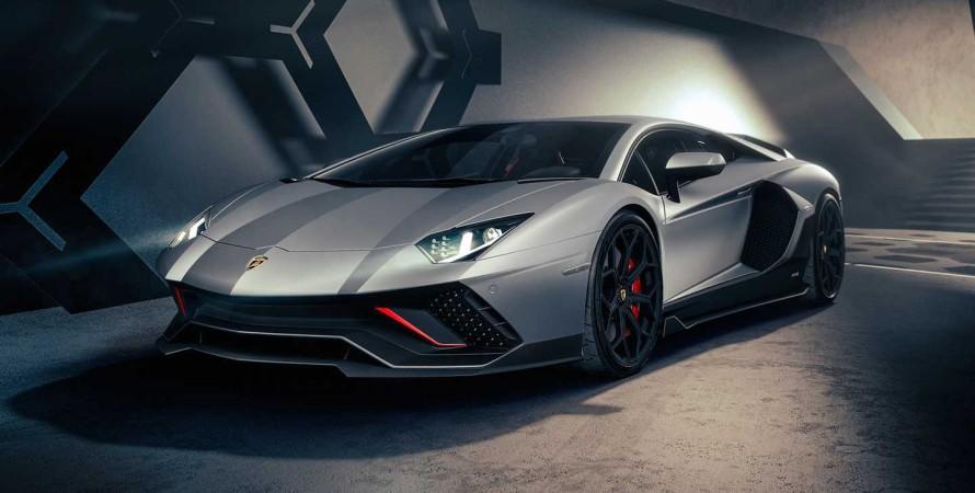 Прощальная версия Lamborghini Aventador