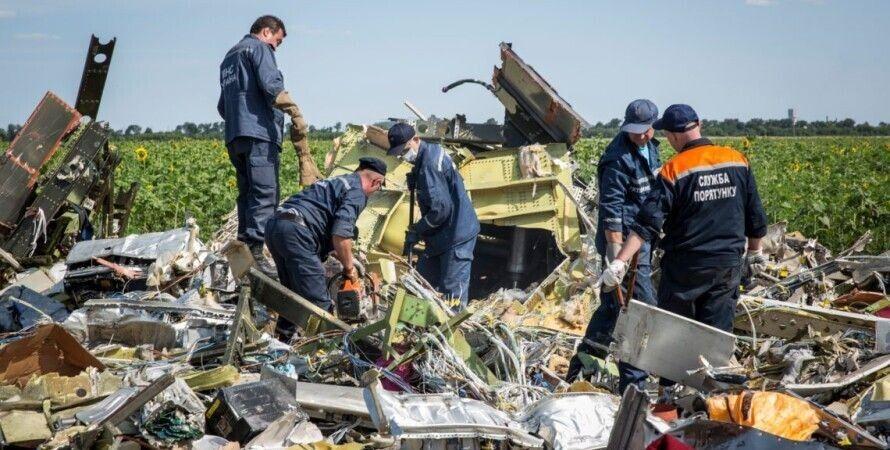 МН-17, Донбасс, авиакатастрофа