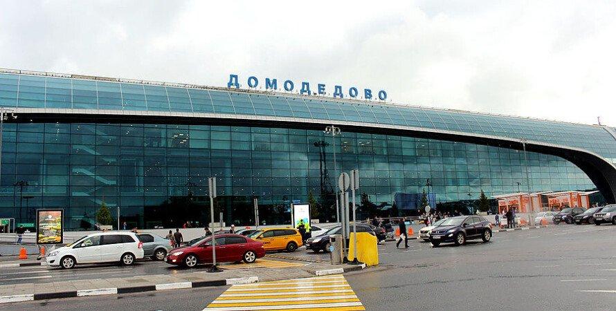 """Аеропорт """"Домодєдово"""", москва, москва аеропорт, росія, Україна"""