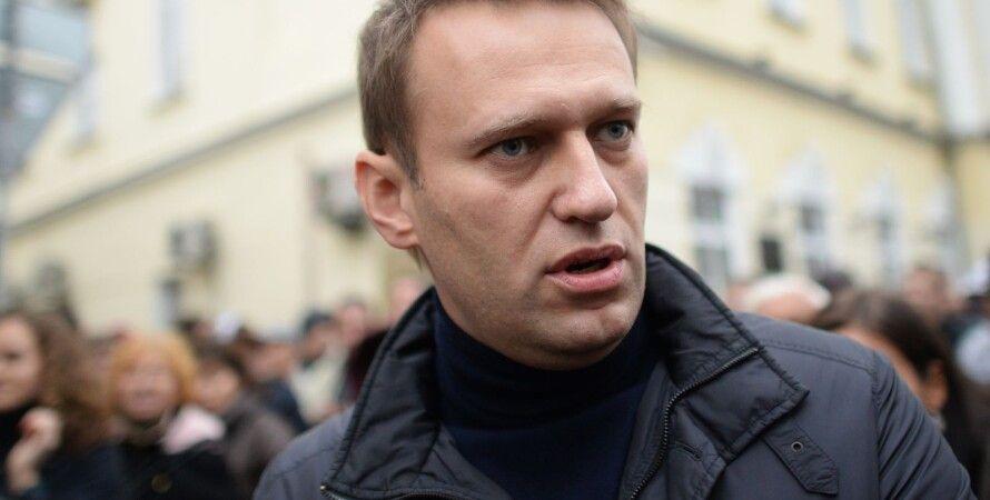 Навальный, оппозиционер, РФ, Россия