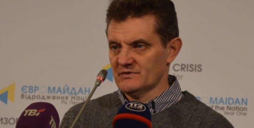Юрий Ганущак