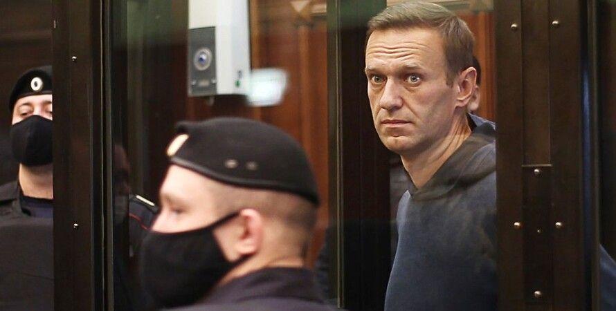 Алексей Навальный, оппозиционер, тюрьма, заключение, космос,