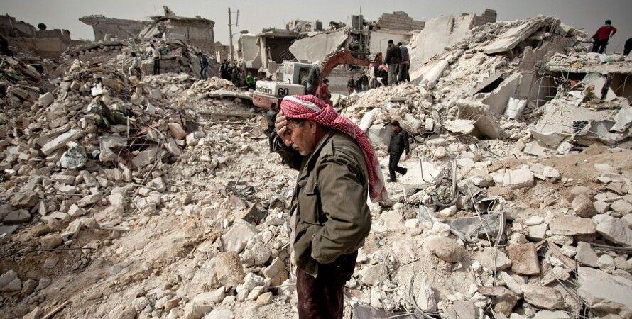 Разрушения в Сирии / Фото : justiceinconflict.org