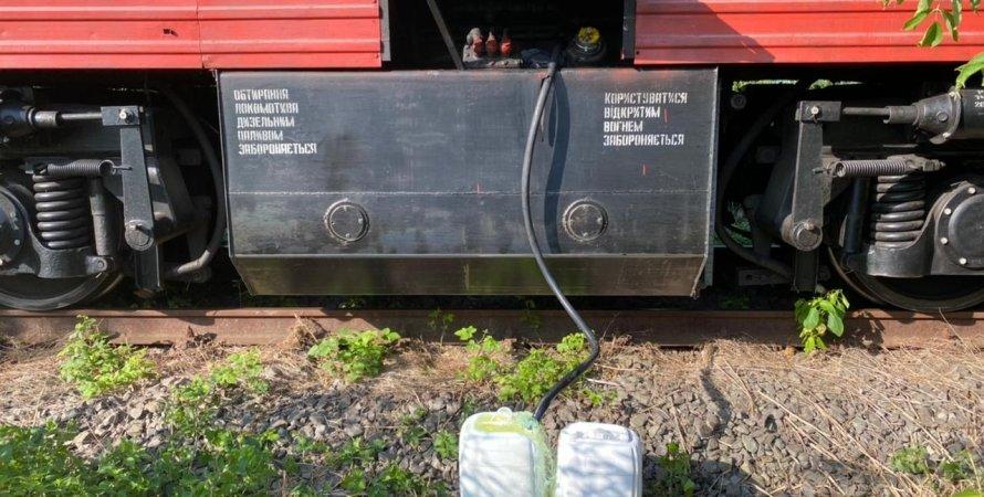 поезд, Укрзализныця, поезд Укрзализныця