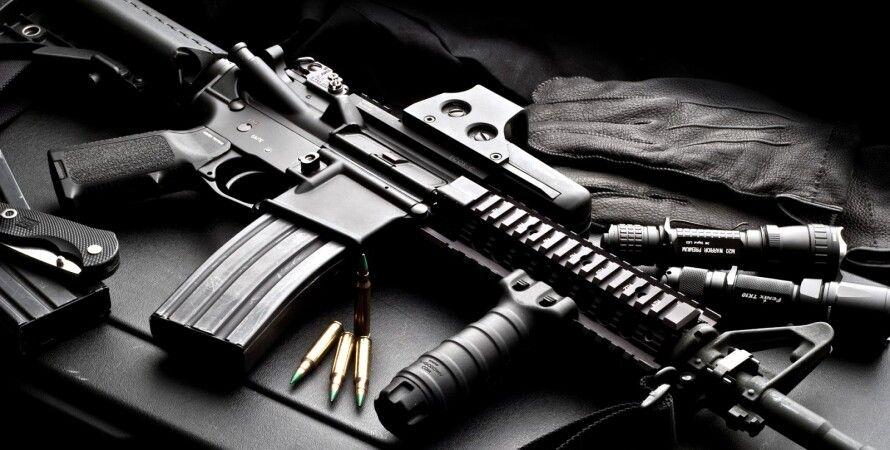 Штурмовая винтовка M4A1 / Фото: wallsforpc.com