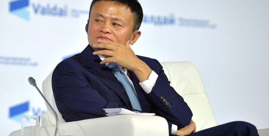 Джек Ма, Alibaba, состояние