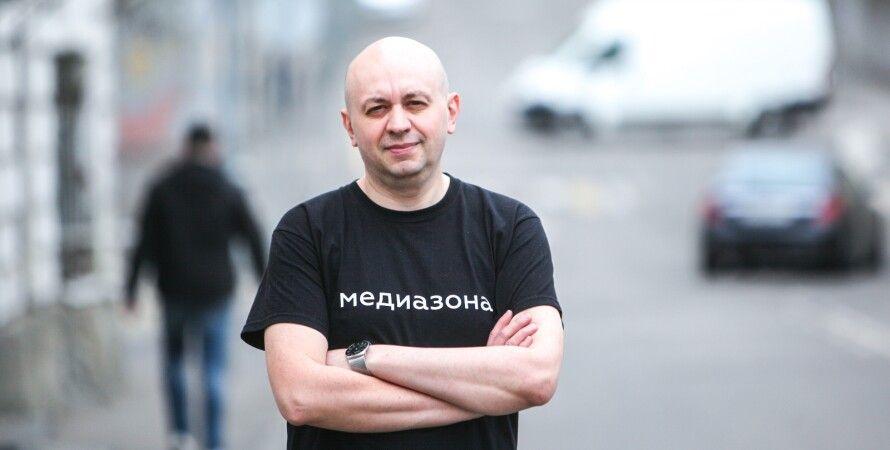 Сергій Смирнов, Смирнов, медіазона, росія