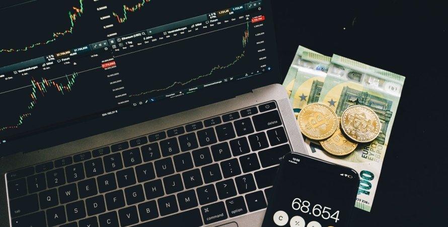 цифровая валюта, калькулятор
