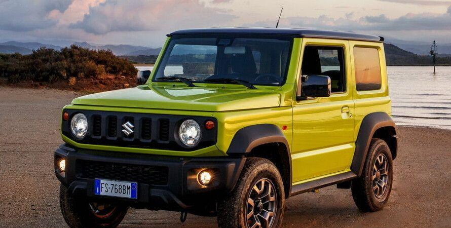 Suzuki, Suzuki Jimny