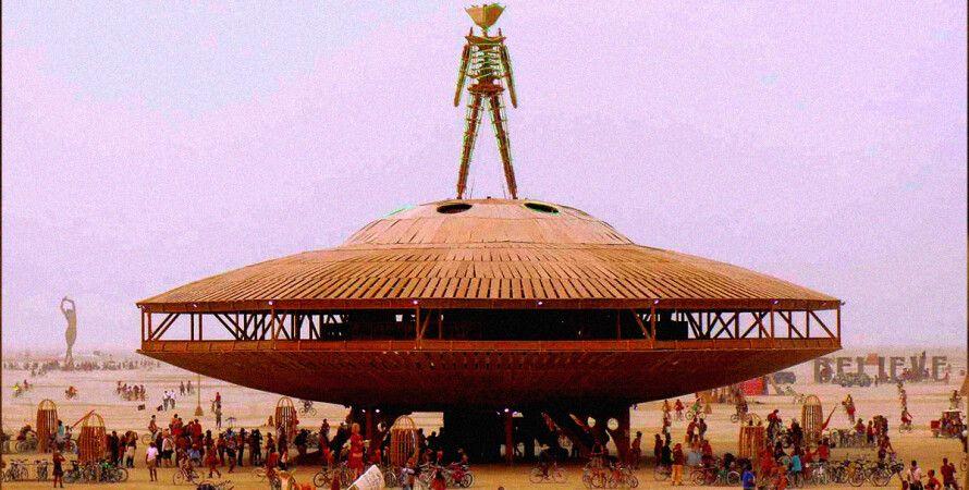 новая религия, наркотики, Burning Man