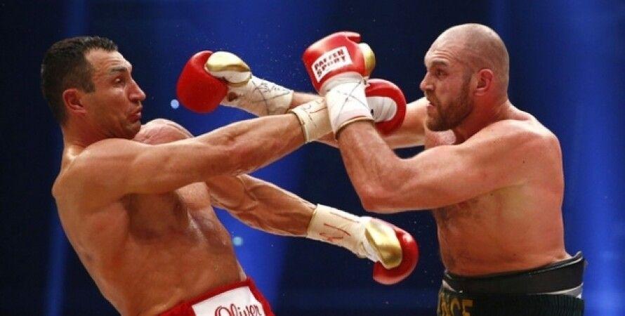 Бой Владимира Кличко и Тайсона Фьюри 29 ноября / Фото: Reuters