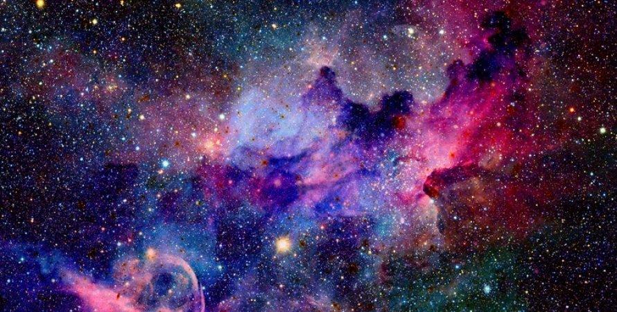 Вселенная, космос, звезды, снимок