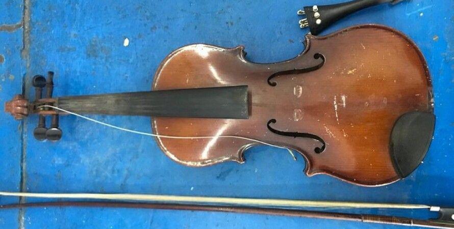 Скрипка Stradivarius, Старинные монеты, Предметы старины, гражданин Болгарии, Пограничники, Граница
