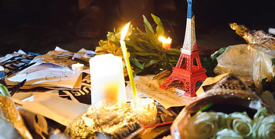 Теракты во Франции / фото Getty Images