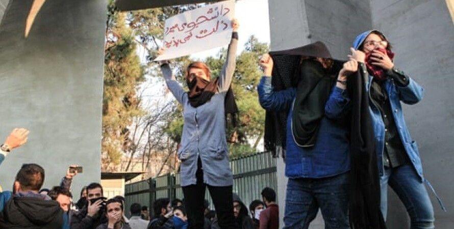 Протесты в Иране / Фото: Al Jazeera