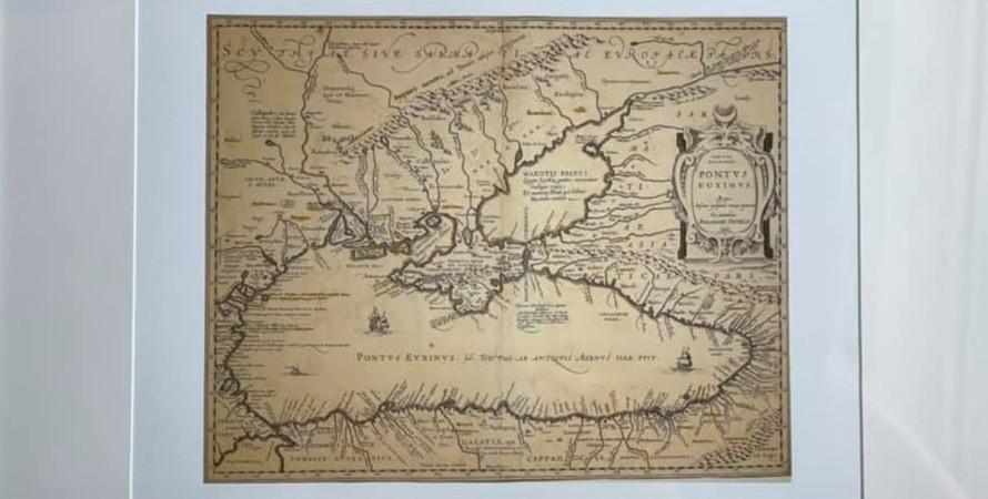 Данилов, СНБО, Черное море, карта,