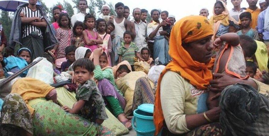 Беженцы из Мьянмы / Фото: unhcr.org