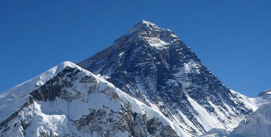 Эверест / Фото: Wikimedia