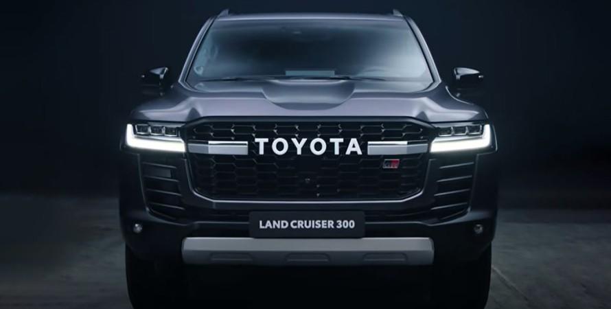 Toyota Land Cruiser 300 перепродажа запрет