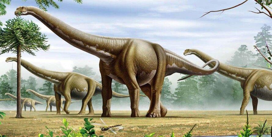 динозавры, миграция, Гренландия, углекислый газ