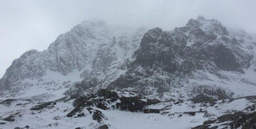 Шотландія, альпіністи, локдаун, карантин, гора, Бен-Невіс