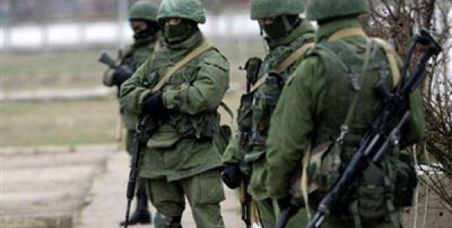 Российский спецназ в Крыму / Фото: AP