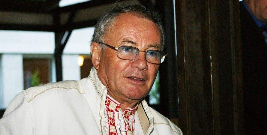 Володимир Яворівський, письменник, екс-нардеп, помер,