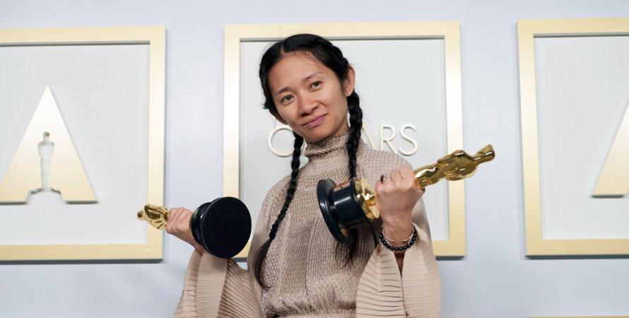 Хлоя Чжао, Китай, Оскар, соцсети, Цензура