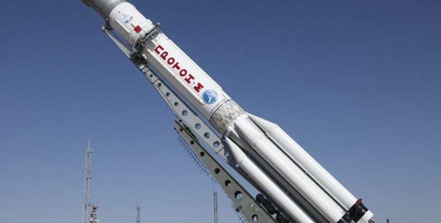 """Ракета """"Протон-М"""" / Фото: ИТАР-ТАСС"""