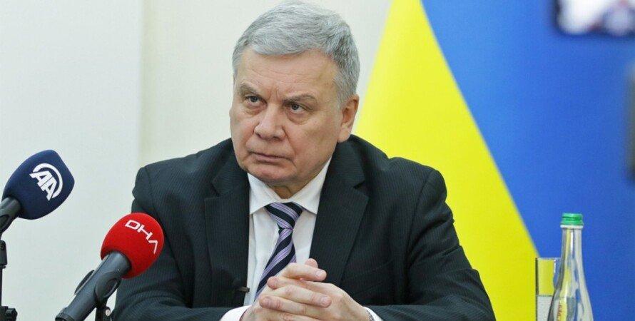 Андрей Таран, Министр обороны, ВСУ, таран, минобороны, россия стягивает войска, крым, провокации, донбасс