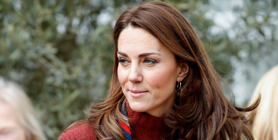 Кейт Миддлтон , герцогиня Кембриджская