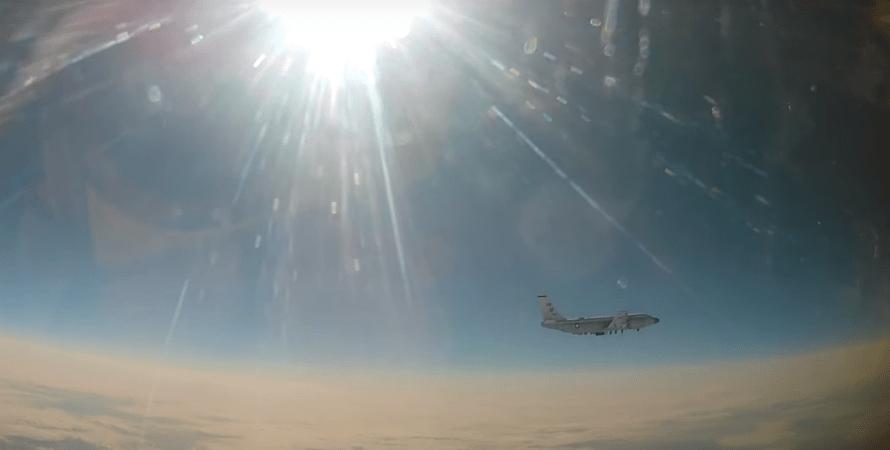 истребитель, самолет-разведчик, ВВС США