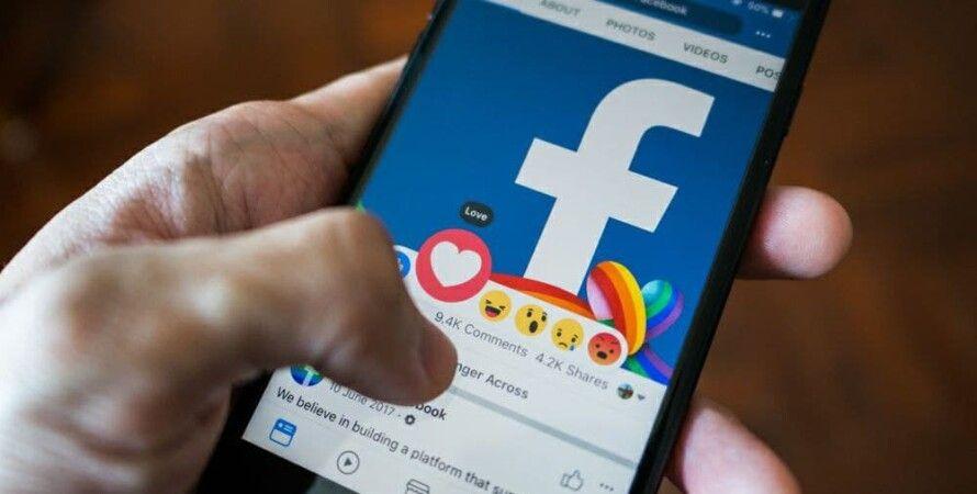 Facebook, телефон, соцсеть, реакция, Австралия