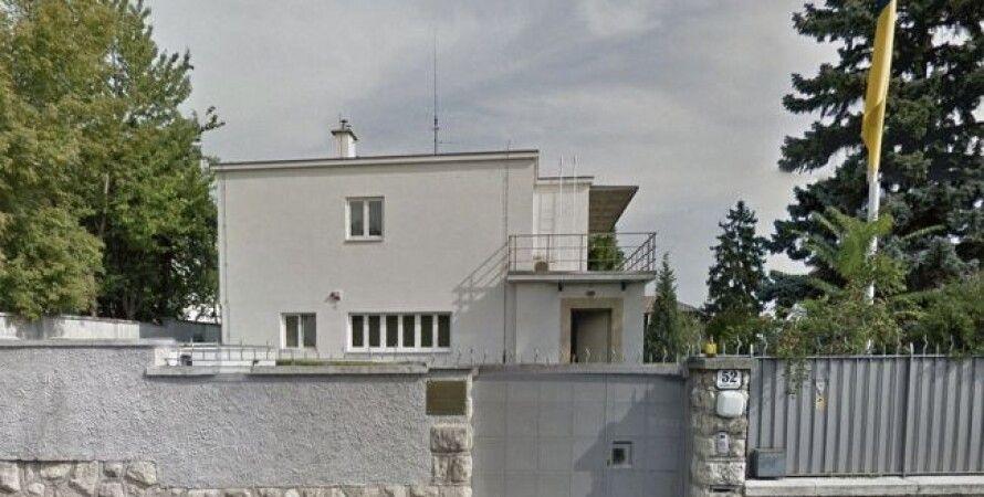 Посольство Украины в Хорватии, здание, землетрясение, Хорватия, посольство, Загреб