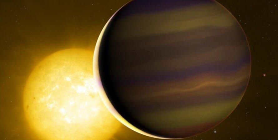 экзопланета, Осирис, атмосфера, химический состав