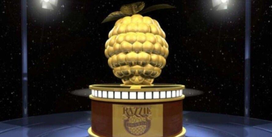 Золотая малина, кинопремия