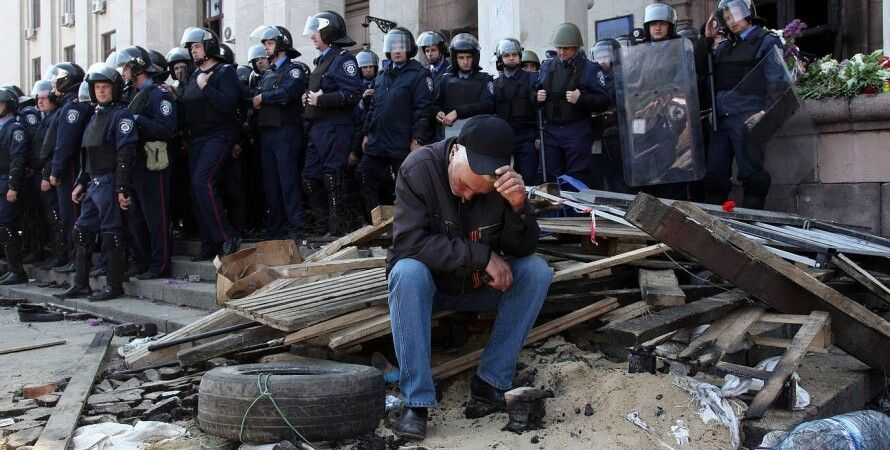 Дом профсоюзов в Одессе / Фото из открытого источника