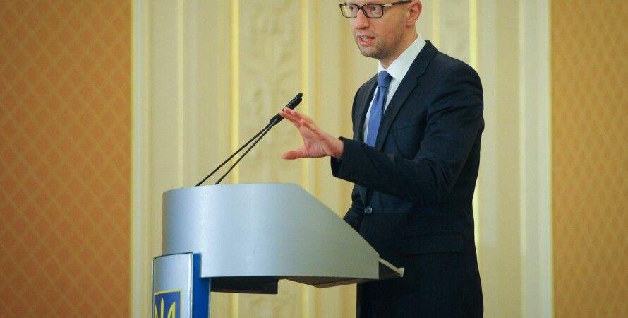 Арсений Яценюк / Фото: Facebook.com/yatsenyuk.arseniy