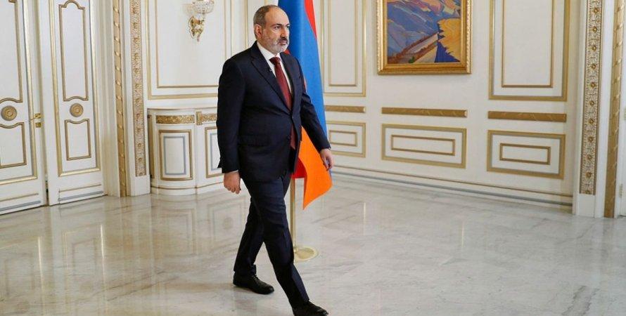 Вірменія, Нікол Пашинян, прем'єр-міністр, кандидатура, вибори, парламент,