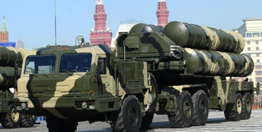 "ЗРК С-400 ""Триумф"" / фото vpk-news.ru"