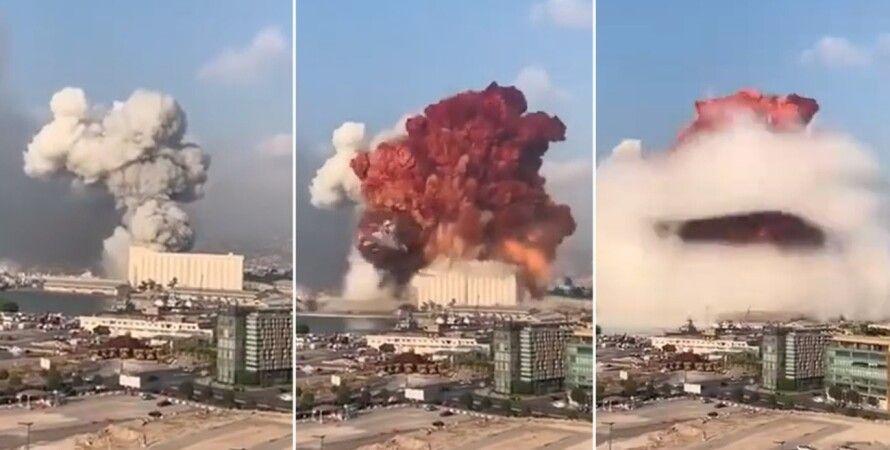 вибух, Бейрут, порт