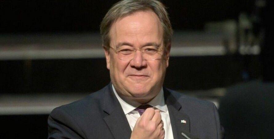Армін Лашет, ХДС, наступник, Ангела Меркель, Німеччина, партія