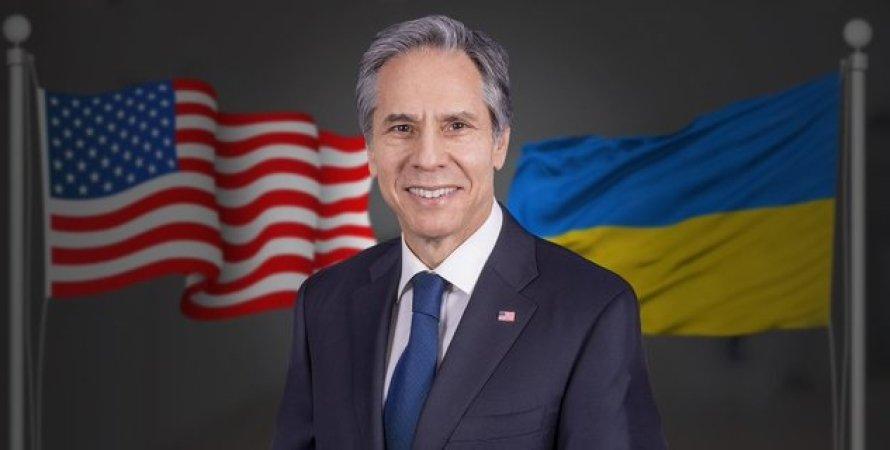 Ентоні Блінкен, держдеп США, державний департамент, Блінкен, зброя, озброєння від США, Блінкен в Україні, Україна