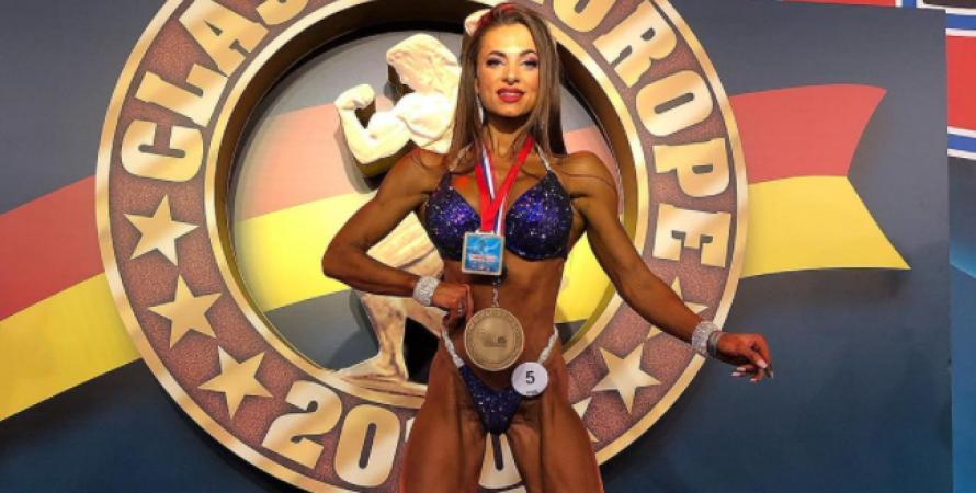 Бригидир, Оксана Бригидир, чемпион мира, фитнес-бикини, львов