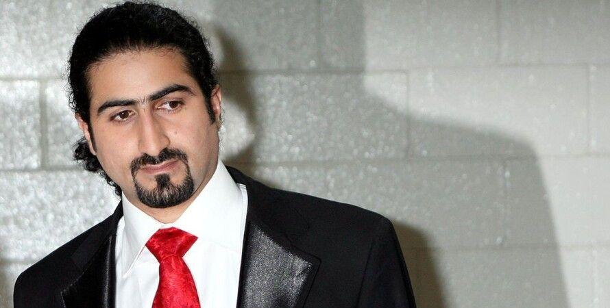 Усама бен Ладен, Аль-Каїда, Омар бен Ладен, син, художник, картини