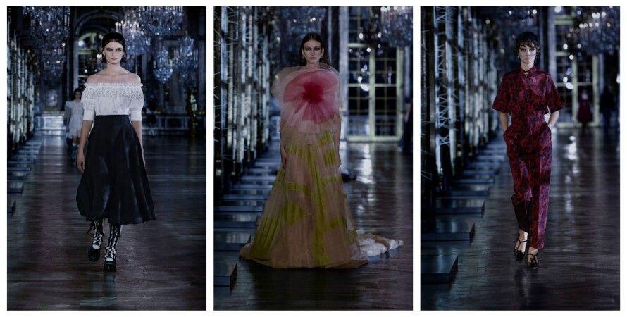 Dior, колекція осінь-зима